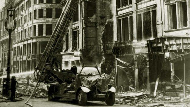 london wwii bomb