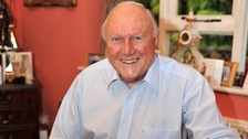 Broadcaster Stuart Hall