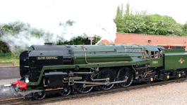 The Oliver Cromwell engine