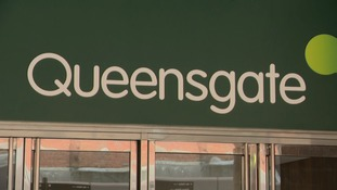 People have been allowed back into the Queensgate shopping centre.