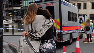 Eighteen victims of the London Bridge attack are in critical conditions.