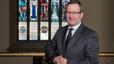 Tributes have been paid, following Professor Patrick Johnston's sudden death.
