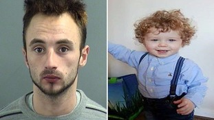 Partner jailed for life after beating two-year-old boy to death