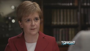 Nicola Sturgeon: Scotland will be independent by 2025