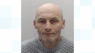 Andrew Reade was jailed for hiding his partner's body in a house for over a year