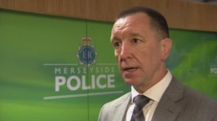 Detective Chief Superintendent Paul Richardson, Merseyside Police