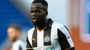Cheick Tiote played more than 150 times for Newcastle United