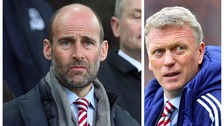Martin Bain will take his time to replace David Moyes