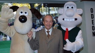 Mr Sallis was perhaps best known for his work on Wallace and Gromit.