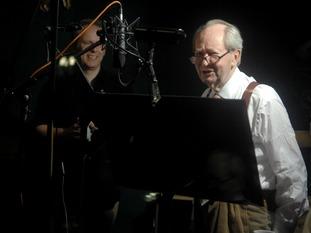 Peter Sallis voiced Wallace