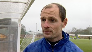 Allan Johnston, manager QoS