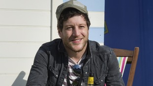 Former X factor winner Matt Cardle