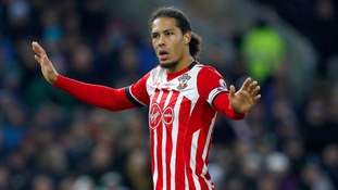 Southampton ask Premier League to investigate illegal approach for Virgil van Dijk from Liverpool