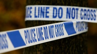 A man was taken to hospital with serious injuries