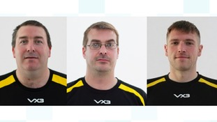 Cumbrian trio chosen for Invictus Games in Toronto