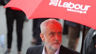 Could rain dampen Labour's hopes for success in the General Election?