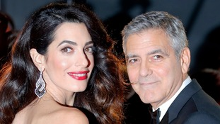 George Clooney's wife Amal gives birth to twins, publicist reveals