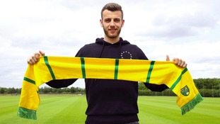 Angus Gunn is the son of Norwich City legend Bryan.