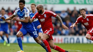 Jordan Spence is staying at Ipswich Town.