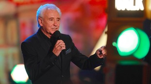 Tony Christie to visit old school ahead of music festival