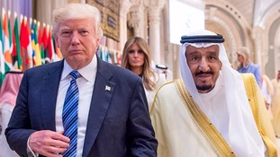 Donald Trump sides with Saudi Arabia amid deepening Middle East crisis