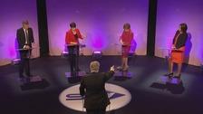 STV leaders debate