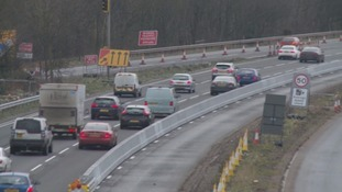 Misery to end on M3 - but not just yet