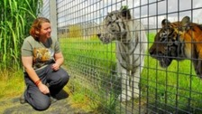 Zoo keeper Rosa King died from 'traumatic injuries' after tiger attack