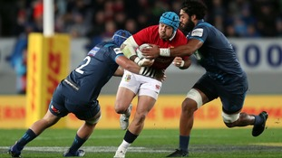 Lions defeated 22-16 in warm-up game by Blues
