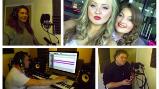 North East musicians in Manchester charity single bid