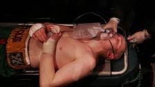kieran farrell collapses