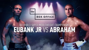 Eubank Jnr will face Abraham on the 15th of July.