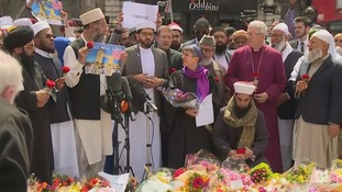 Yorkshire muslim leader: 'extremists not welcome in our community in life or death.'