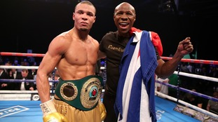 Eubank Snr wants to see a fight against James DeGale.