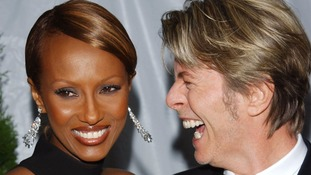 Iman posts moving tribute to late husband David Bowie on 25th wedding anniversary