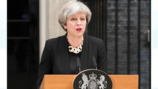 UK Prime Minister, Theresa May called for the snap general election on 8 June