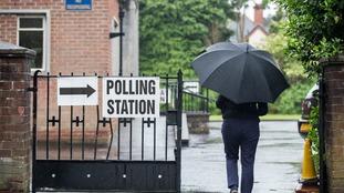 Voting underway in Border region