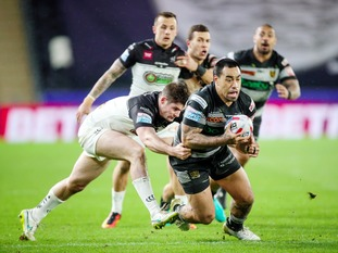 Fonua will join Wests Tigers on a two-year-deal