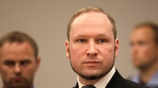 Mass murderer Anders Breivik loses human rights case over isolation in jail
