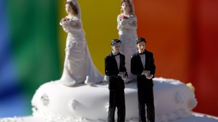 The vote marks the first UK Anglican church to allow gay marriages.