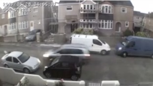 Police release CCTV footage of stag-do man's hit-and-run