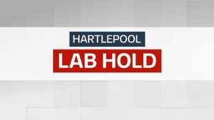 Labour hold Hartlepool