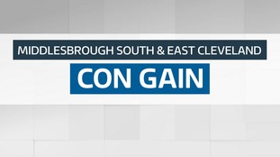 Middlesbrough South and East Cleveland