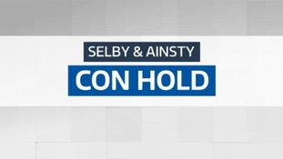 Conservatives hold Selby & Ainsty
