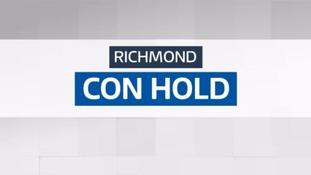 GE2017: Conservatives hold Richmond