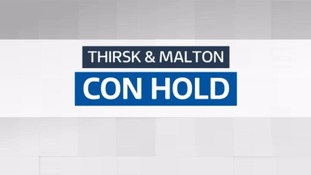 GE2017: Conservatives hold Thirsk and Malton