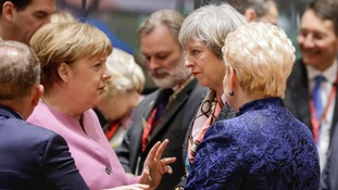 The Prime Minister met with several European leaders at a summit in March.