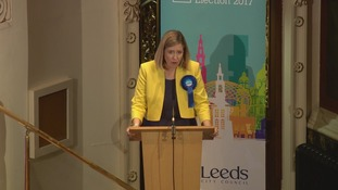 Andrea Jenkyns holds marginal Morley and Outwood seat