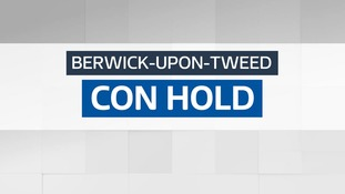 GE2017: Conservatives hold Berwick-upon-Tweed