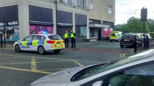 Man holds employees hostage at Byker Job Centre